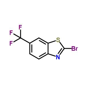 2-溴-6-三氟甲基苯并噻唑