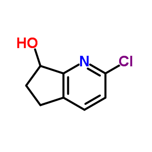 911405-91-9 2-chloro-6,7-dihydro-5H-cyclopenta[b]pyridin-7-ol