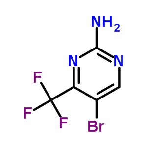 935534-47-7 5-bromo-4-(trifluoromethyl)pyrimidin-2-amine