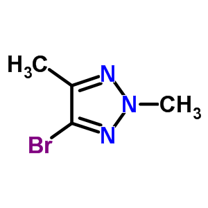 942060-54-0 4-bromo-2,5-dimethyl-triazole