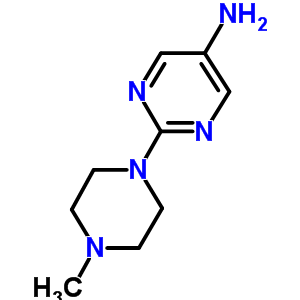 943757-74-2 2-(4-methylpiperazin-1-yl)pyrimidin-5-amine