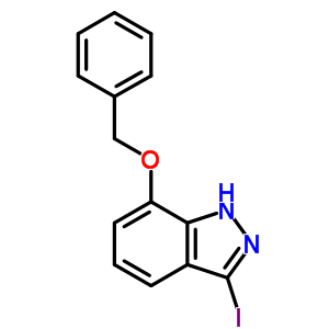 944899-22-3 7-benzyloxy-3-iodo-1H-indazole