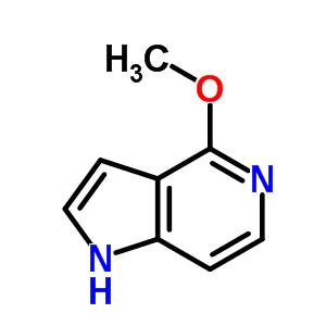 944900-76-9 4-methoxy-1H-pyrrolo[3,2-c]pyridine