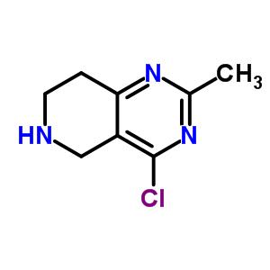 944901-71-7 4-chloro-2-methyl-5,6,7,8-tetrahydropyrido[4,3-d]pyrimidine