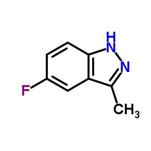 5-氟-3-甲基-1H-吲唑 945265-03-2