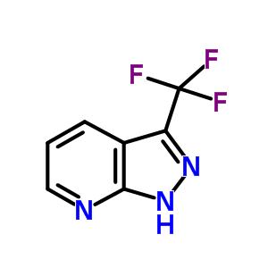 956010-87-0 3-(trifluoromethyl)-1H-pyrazolo[3,4-b]pyridine