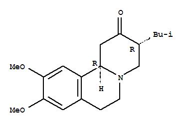 1026016-83-0 2H-Benzo[a]quinolizin-2-one, 1,3,4,6,7,11b-hexahydro-9,10-dimethoxy-3-(2-methylpropyl)-, (3R,11bR)-