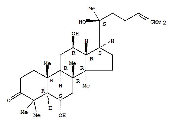 3-脱氧-3-氧代-20(S)-原人参三醇 179799-20-3