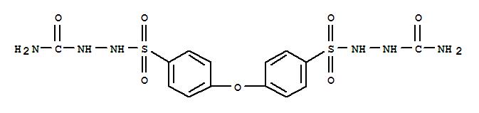 10195-67-2 Benzenesulfonic acid,4,4'-oxybis-, 1,1'-bis[2-(aminocarbonyl)hydrazide]