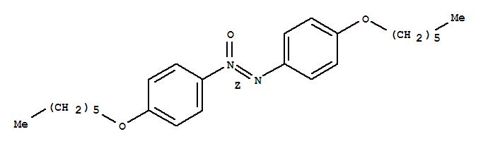 122055-52-1 Diazene,1,2-bis[4-(hexyloxy)phenyl]-, 1-oxide, (1Z)-