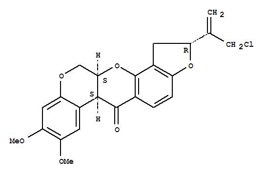16401-51-7 [1]Benzopyrano[3,4-b]furo[2,3-h][1]benzopyran-6(6aH)-one,2-[1-(chloromethyl)ethenyl]-1,2,12,12a-tetrahydro-8,9-dimethoxy-,(2R,6aS,12aS)-