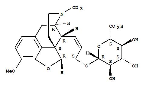 219533-59-2 b-D-Glucopyranosiduronic acid, (5a,6a)-7,8-didehydro-4,5-epoxy-3-methoxy-17-(methyl-d3)morphinan-6-yl(9CI)