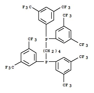 220185-41-1 Phosphine,1,4-butanediylbis[bis[3,5-bis(trifluoromethyl)phenyl]- (9CI)
