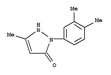 2-(3,4-二甲基苯基)-5-甲基-1H-吡唑-3(2H)-酮 277299-70-4;925633-57-4