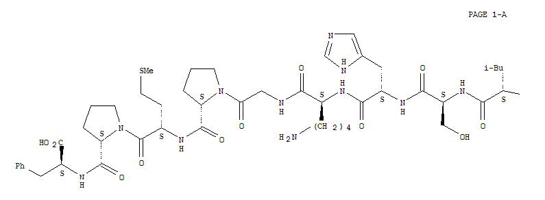 217082-58-1 L-Phenylalanine,L-glutaminyl-L-arginyl-L-prolyl-L-arginyl-L-leucyl-L-seryl-L-histidyl-L-lysylglycyl-L-prolyl-L-methionyl-L-prolyl-