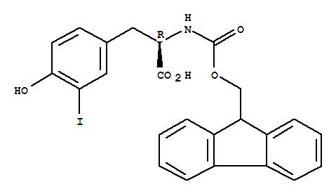 244028-70-4 D-Tyrosine,N-[(9H-fluoren-9-ylmethoxy)carbonyl]-3-iodo-