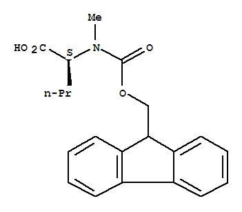 252049-05-1 L-Norvaline,N-[(9H-fluoren-9-ylmethoxy)carbonyl]-N-methyl-