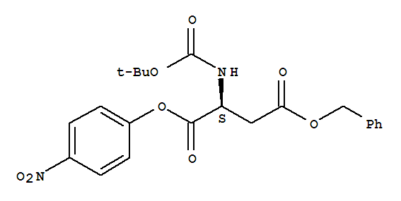 26048-69-1 Boc-Asp(OBzl)-ONp