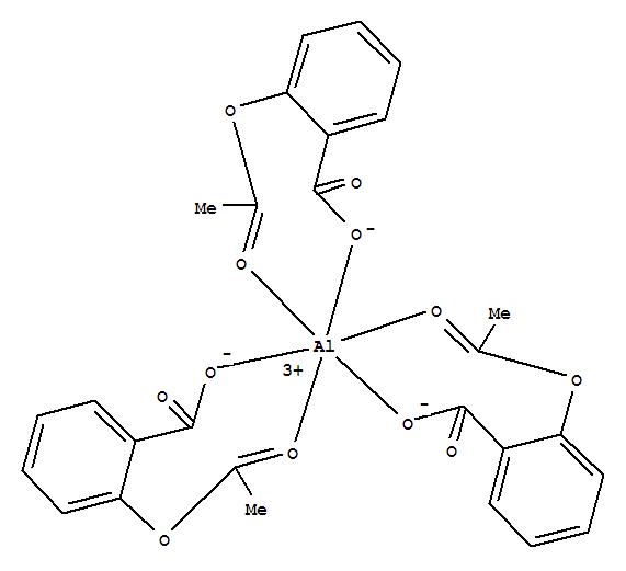 29825-08-9 Aluminum,tris[2-[(acetyl-kO)oxy]benzoato-kO]-