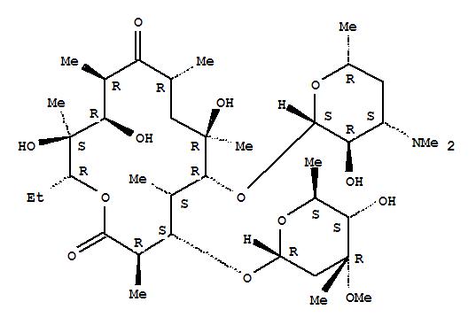 30552-33-1 Erythromycin, anhydro-