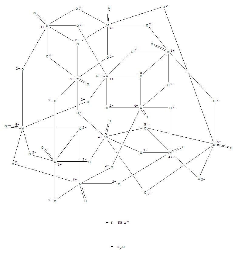 Ammonium tungstate, meta 312695-69-5
