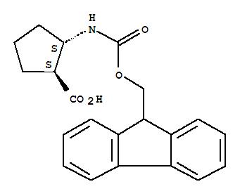 359586-64-4 Cyclopentanecarboxylicacid, 2-[[(9H-fluoren-9-ylmethoxy)carbonyl]amino]-, (1S,2S)-