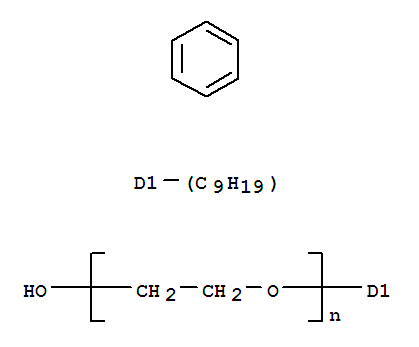 37205-87-1 Poly(oxy-1,2-ethanediyl),a-(isononylphenyl)-w-hydroxy-