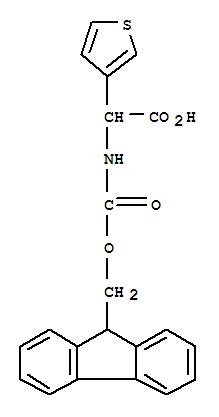 372143-96-9 3-Thiopheneaceticacid, a-[[(9H-fluoren-9-ylmethoxy)carbonyl]amino]-