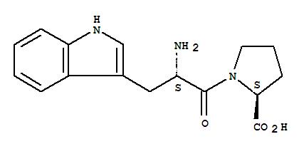 38136-75-3 L-Proline,L-tryptophyl-