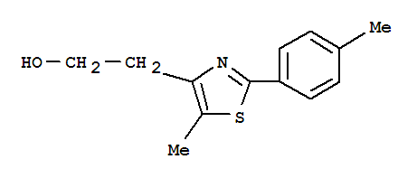 496062-20-5 4-Thiazoleethanol,5-methyl-2-(4-methylphenyl)-