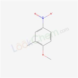 50741-92-9 1-Methoxy-2-methyl-4-nitro-benzene
