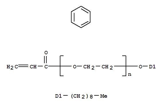50974-47-5 Poly(oxy-1,2-ethanediyl),a-(1-oxo-2-propen-1-yl)-w-(nonylphenoxy)-
