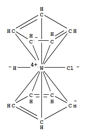 51177-12-9 Tungsten,chlorobis(h5-2,4-cyclopentadien-1-yl)hydro-