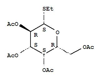 2,3,4,6-O-四乙酰基-1-硫代-Β-D-乙基半乳糖苷 55722-49-1