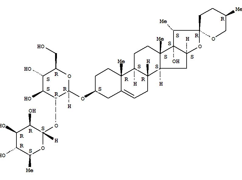 重楼皂苷 VI 55916-51-3