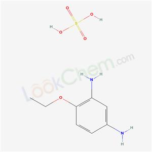 6219-69-8 4-Ethoxy-m-phenylenediamine sulfate