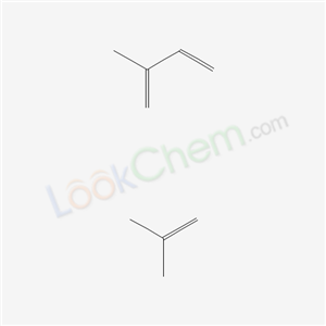 68081-82-3 1,3-Butadiene, 2-methyl-, polymer with 2-methyl-1-propene, chlorinated