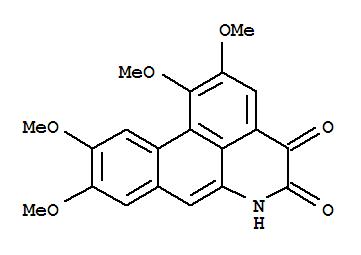 68244-16-6 4H-Dibenzo[de,g]quinoline-4,5(6H)-dione,1,2,9,10-tetramethoxy-