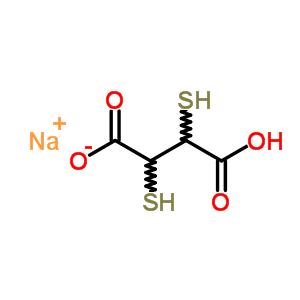 71799-86-5 Sodium Dimercaptosuccinate