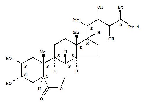 74174-44-0 6H-Benz[c]indeno[5,4-e]oxepin-6-one,1-[(1S,4S)-4-ethyl-2,3-dihydroxy-1,5-dimethylhexyl]hexadecahydro-8,9-dihydroxy-10a,12a-dimethyl-,(1R,3aS,3bS,6aS,8S,9R,10aR,10bS,12aS)-