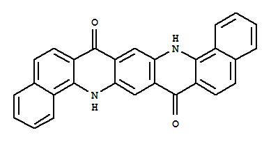 7520-01-6 Benzo[h]benzo[7,8]quino[2,3-b]acridine-7,16-dione,9,18-dihydro-