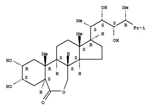 (22S,23S)-24-Epibrassinolide 78821-42-8