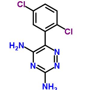 77668-43-0 6-(2,5-dichlorophenyl)-1,2,4-triazine-3,5-diamine