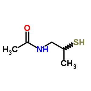 120626-90-6 N-(2-sulfanylpropyl)acetamide