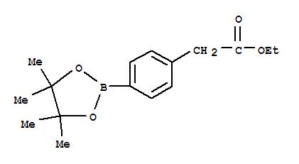 859169-20-3 Benzeneaceticacid, 4-(4,4,5,5-tetramethyl-1,3,2-dioxaborolan-2-yl)-, ethyl ester
