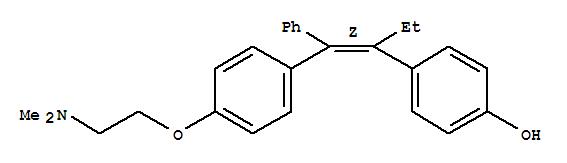 82413-23-8 Phenol,4-[(1Z)-1-[[4-[2-(dimethylamino)ethoxy]phenyl]phenylmethylene]propyl]-