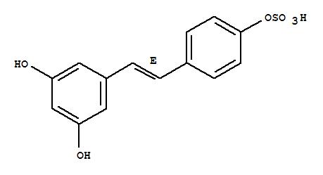 858187-19-6 1,3-Benzenediol,5-[(1E)-2-[4-(sulfooxy)phenyl]ethenyl]-