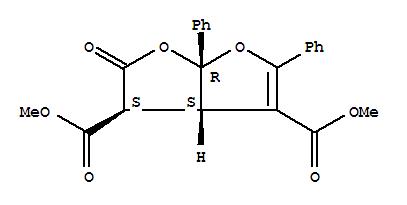 90043-46-2 Furo[2,3-b]furan-3,4-dicarboxylicacid, 2,3,3a,6a-tetrahydro-2-oxo-5,6a-diphenyl-, dimethyl ester, (3a,3aa,6aa)- (9CI)
