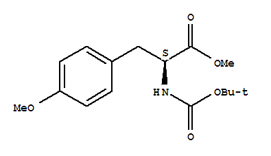 94790-24-6 L-Tyrosine,N-[(1,1-dimethylethoxy)carbonyl]-O-methyl-, methyl ester