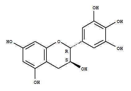 970-73-0 2H-1-Benzopyran-3,5,7-triol,3,4-dihydro-2-(3,4,5-trihydroxyphenyl)-, (2R,3S)-